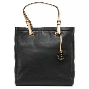 Michael Kors Jet Set North South Leather Tote